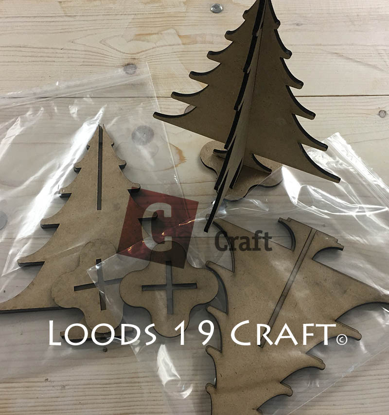 Loods 19 craft kerstboom