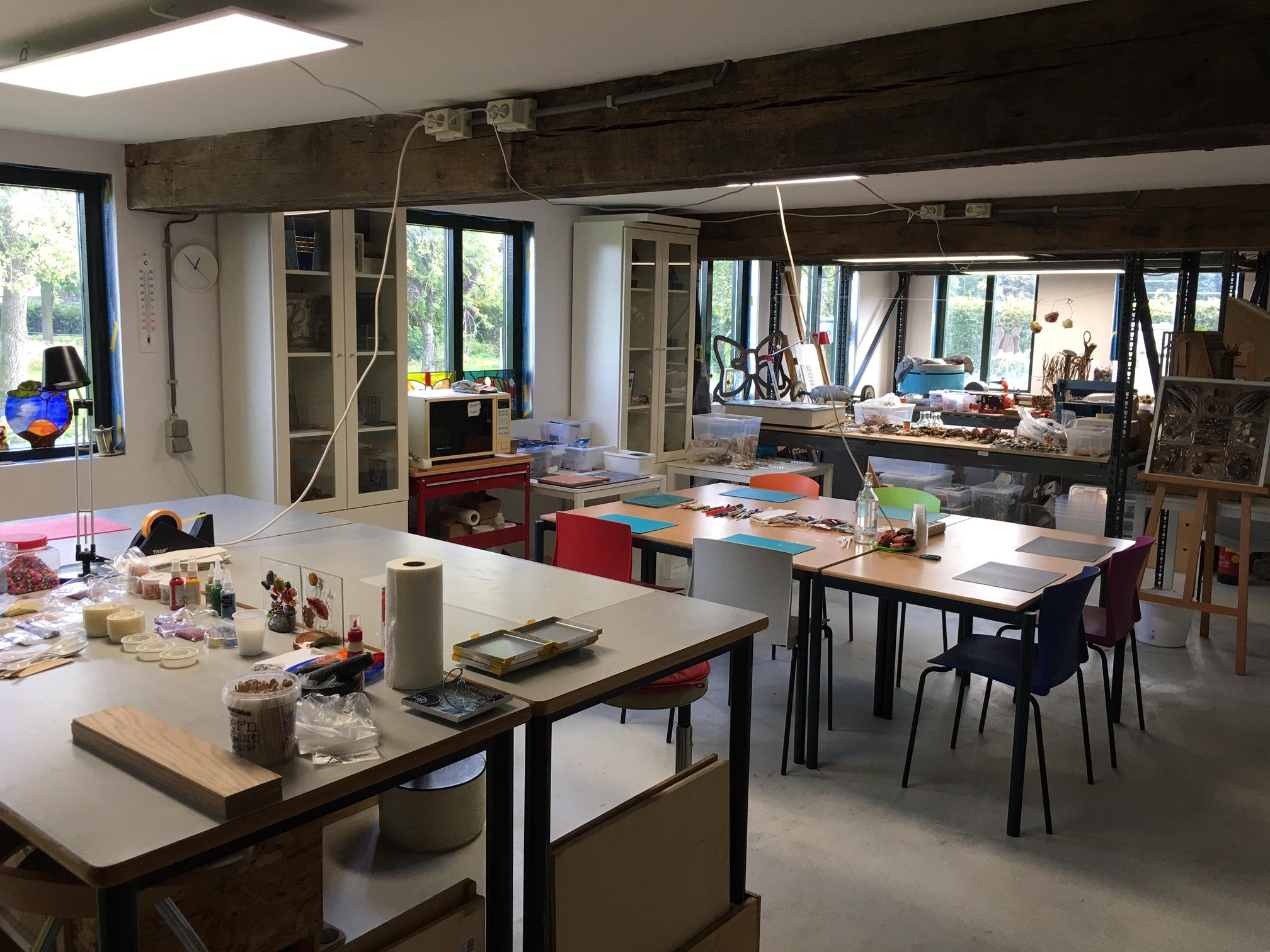 atelier loods 19 craft/strikje